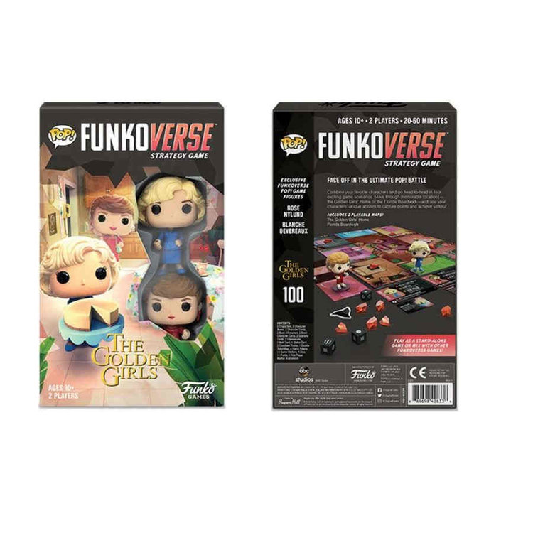 Funko Funkoverse: Golden Girls 100 Expandalone