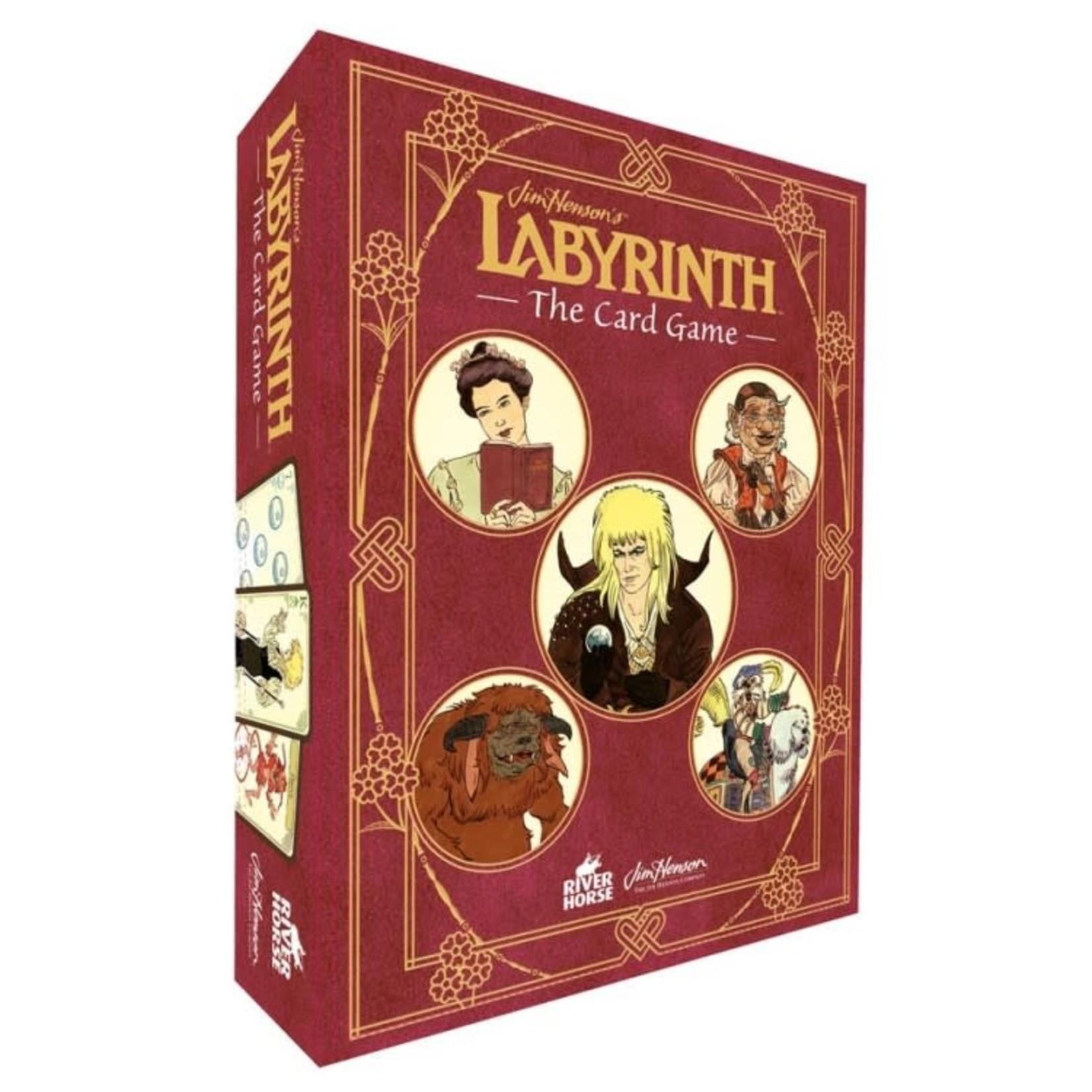 ALC Studios Jim Henson's Labyrinth: The Card Game