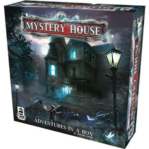 Asmodee Editions Mystery House