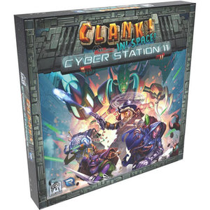 Renegade Clank! In! Space!:  Cyber Station 11Expansion