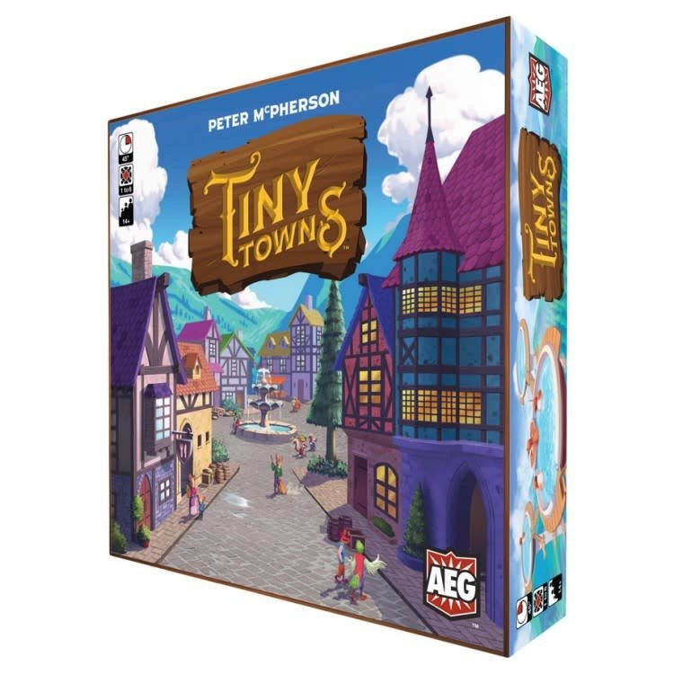 AEG Tiny Towns (Full Release)