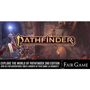 Admission: Pathfinder Second Edition Game (November 23 at La Grange)