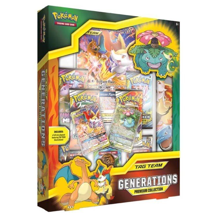 Pokemon International Pokemon Trading Card Game: Tag Team Premium Collection