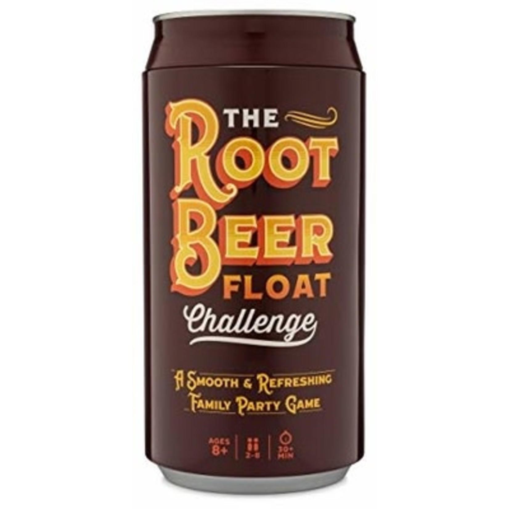 Gray Matters Games Root Beer Float Challenge