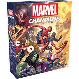 Fantasy Flight Games Marvel Champions Living Card Game Core Set