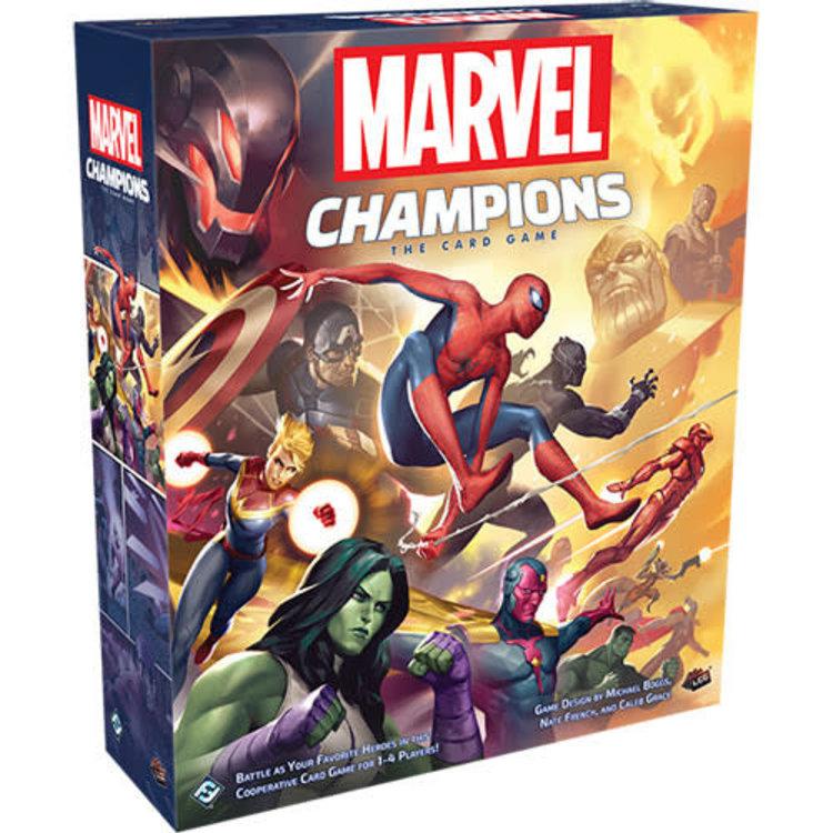 Fantasy Flight Games Marvel Champions Living Card Game Core Set
