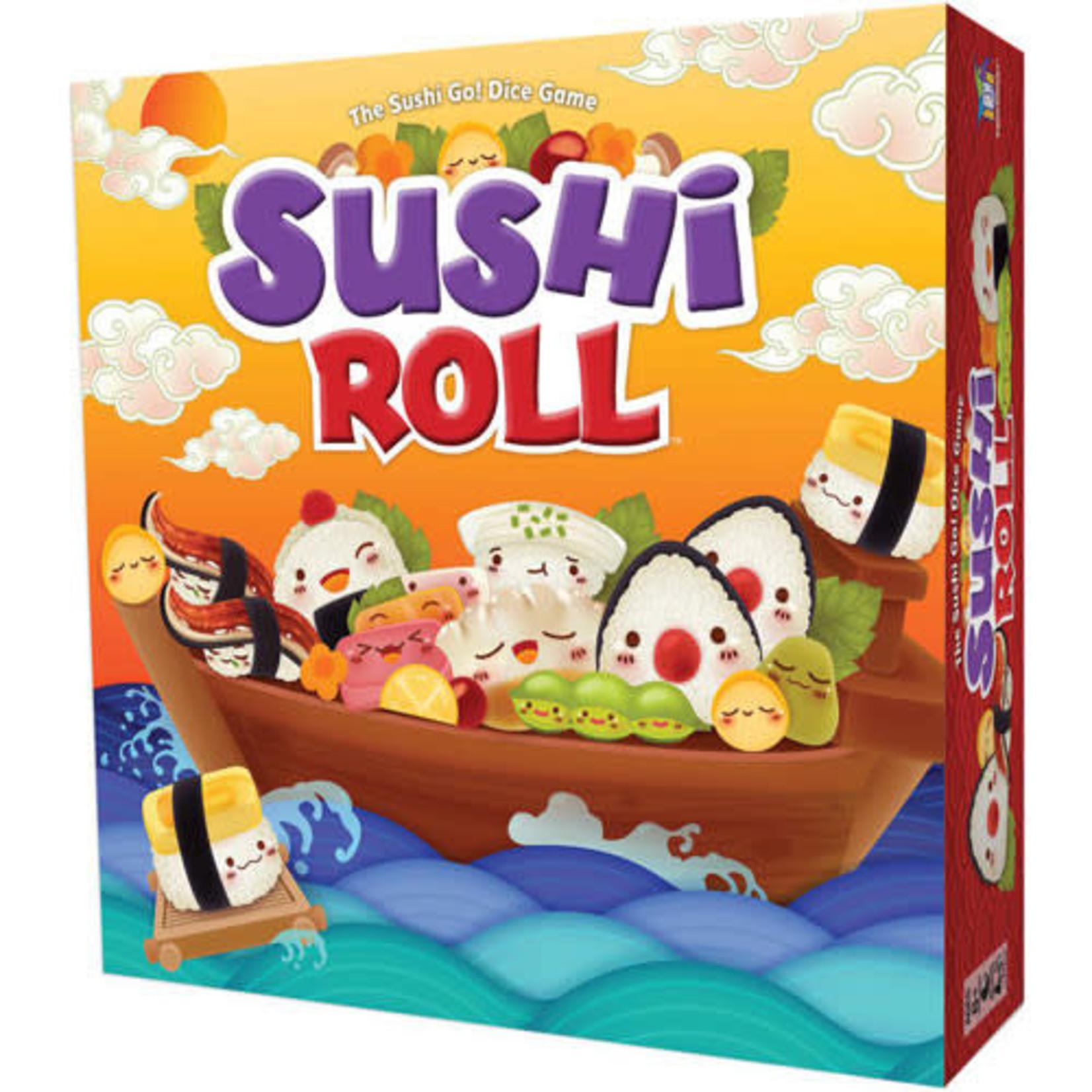 Gamewright Sushi Roll
