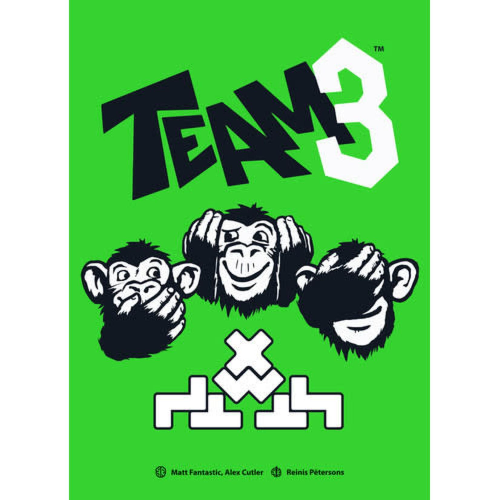 Brain Games Team3: Green Edition