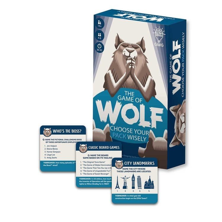 Gray Matters Games The Game of Wolf