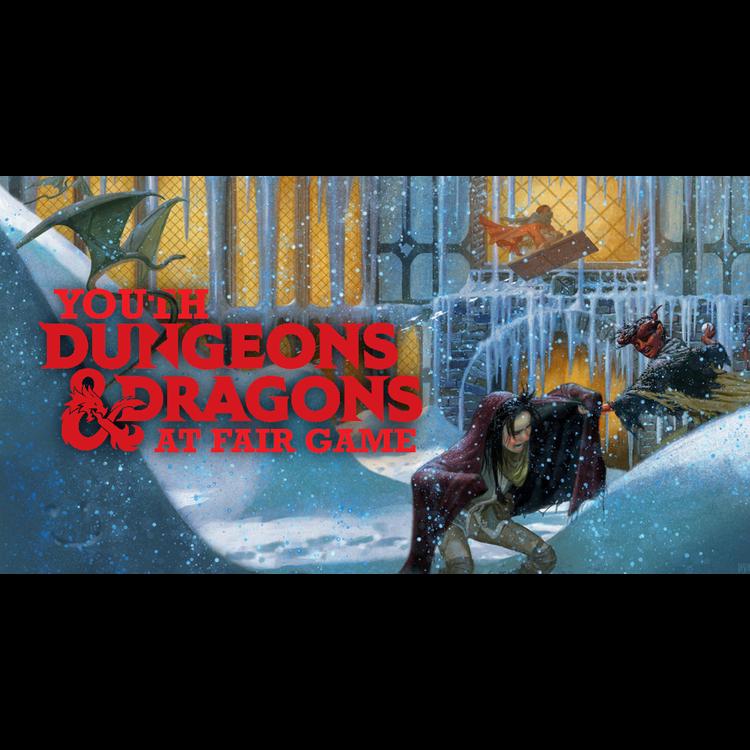 Fair Game YDND Saturday Parent/Child Adventure December 7 (5:30 PM to 7:30 PM)
