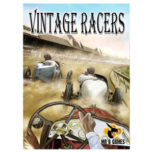 Mr B Games Vintage Racers