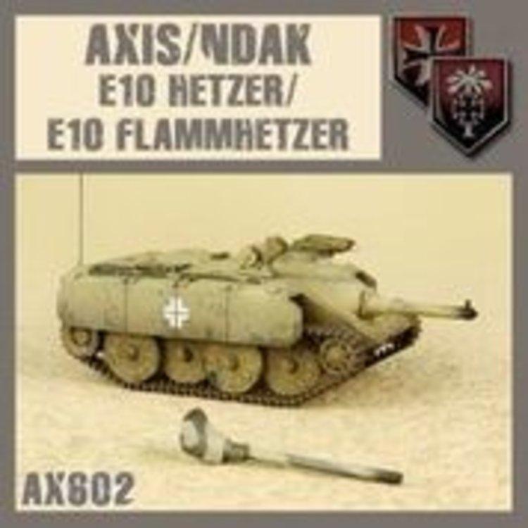 Dust DUST 1947: Axis/NDAK E10 Hetzer/Flammhetzer