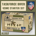 Dust Dust 1947: USMC Starter - Taskforce Diver