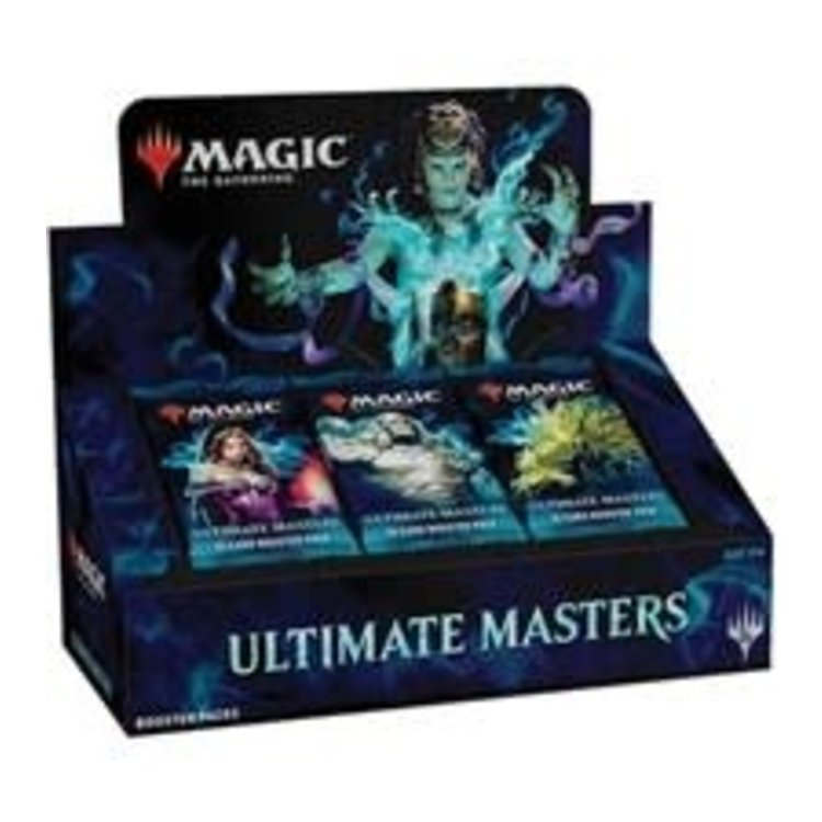 Wizards of the Coast Magic the Gathering: Ultimate Masters Booster Box