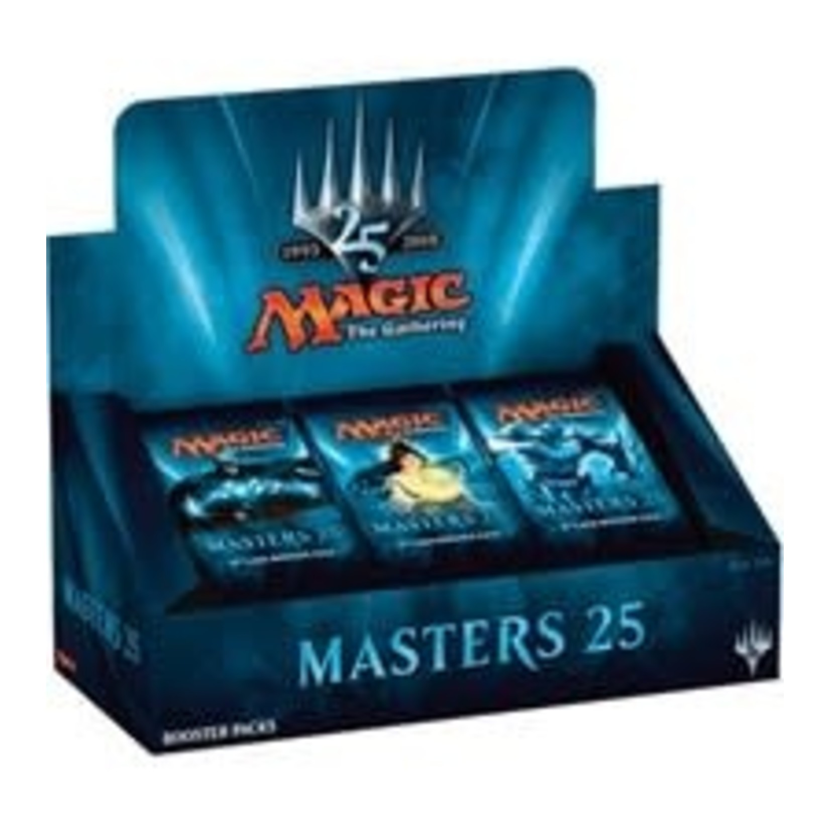 Wizards of the Coast Magic the Gathering: Masters 25 Booster Box