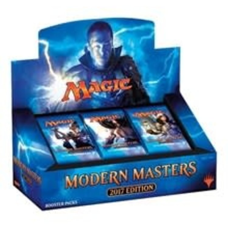 Wizards of the Coast Magic The Gathering: Modern Masters 2017 Booster Box