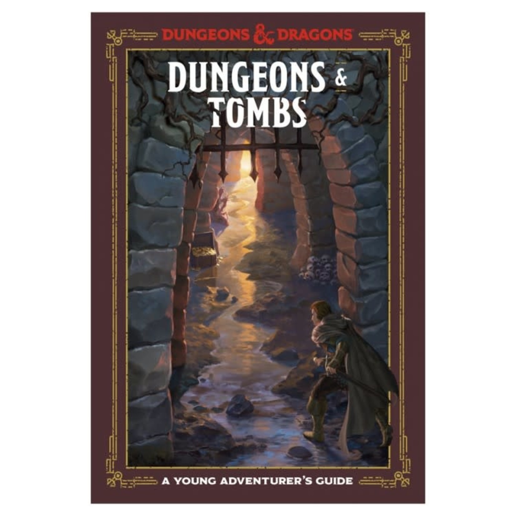 Random House Dungeons and Dragons: Young Adventurer's Guide: Dungeons and Tombs