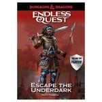 Random House Dungeons & Dragons: Endless Quest - Escape the Underdark