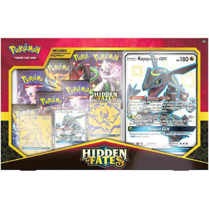 Pokemon International Pokemon Hidden Fates Premium Powers Collection