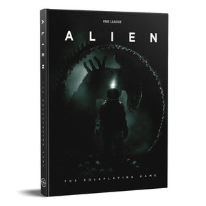 Free League Publishing Alien Roleplaying Game