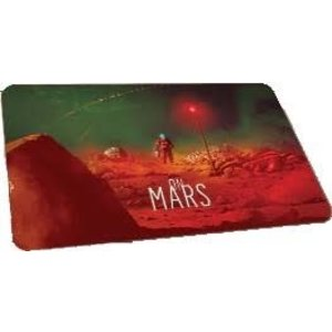 "Eagle-Gryphon On Mars Playmat (24""x14"")"