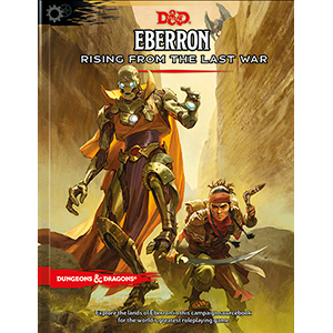 Wizards of the Coast Dungeons and Dragons 5th Edition: Eberron - Rising from the Last War