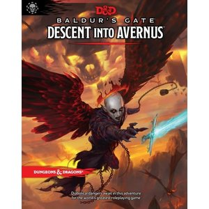 Wizards of the Coast Dungeons and Dragons 5th Edition: Descent into Avernus