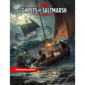 Wizards of the Coast Dungeons and Dragons 5th Edition: Ghosts of Saltmarsh