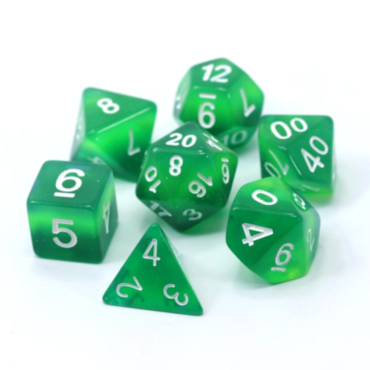Die Hard Dice Die Hard Dice: Polyhedral Dice Set - Feywild
