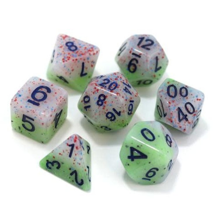 Die Hard Dice Die Hard Dice: RPG Dice Set - Witch's Robe
