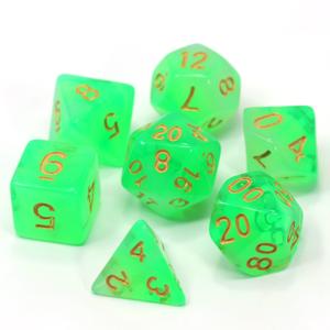 Die Hard Dice Die Hard Dice: Polyhedral Dice Set - Time Gem