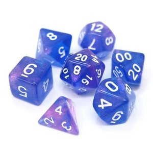 Die Hard Dice Die Hard Dice: RPG Dice Set - Sapphire Phantom