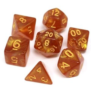Die Hard Dice Die Hard Dice: RPG Dice Set - Summer Solstice