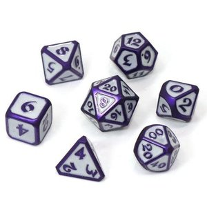 Die Hard Dice Die Hard Dice: Polyhedral Metal Dice Set - Celestial Harbinger