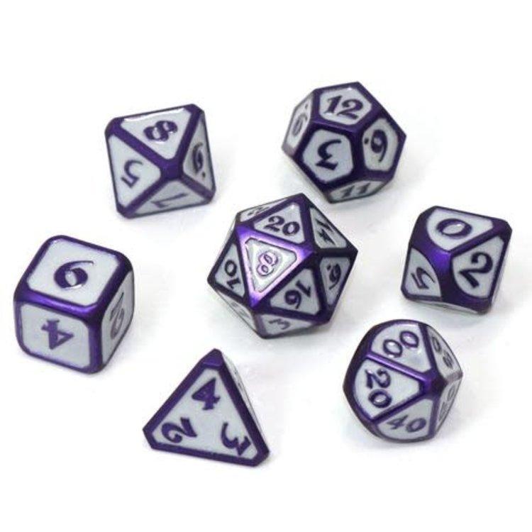 Die Hard Dice Die Hard Dice: Polyhedral Metal Dice Set - Celestial Harbinger