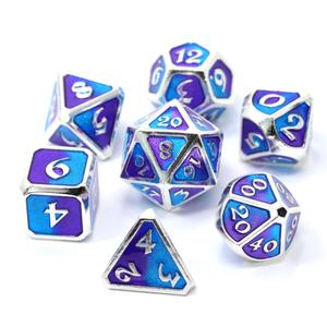 Die Hard Dice Die Hard Dice: Polyhedral Metal Dice Set - Spellbinder Nightfall