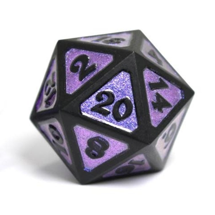 Die Hard Dice Die Hard Dice: Dire d20 - Dreamscape Nightshade (25 mm)