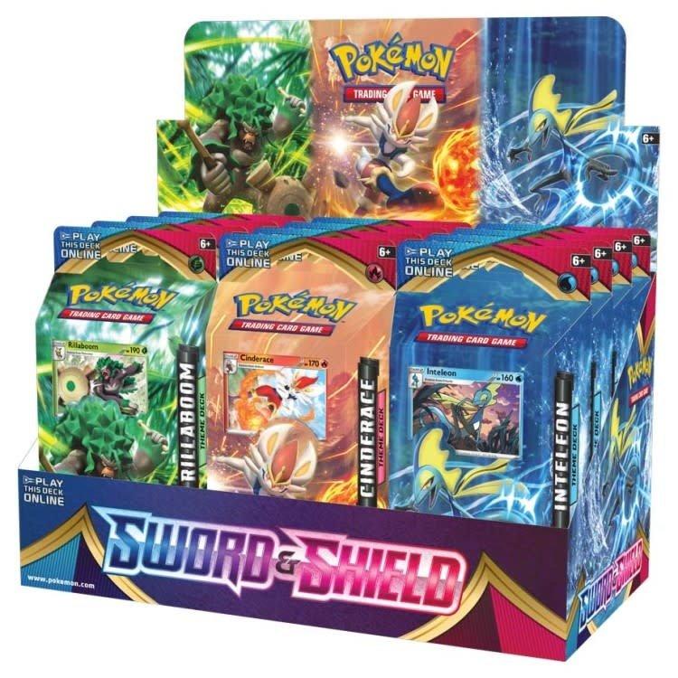 Pokemon International Pokemon Sword & Shield Theme Deck