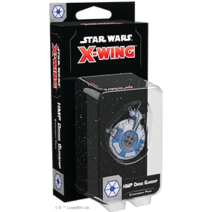 Fantasy Flight Games Star Wars X-Wing: 2nd Edition - HMP Droid Gunship Expansion Pack