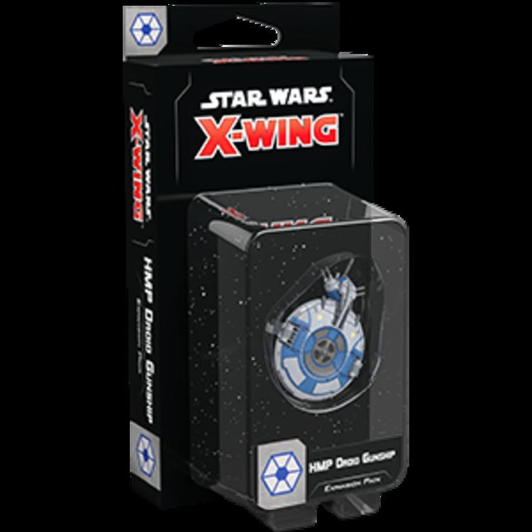 Fantasy Flight Games Star Wars X-Wing: 2nd Edition - HMP Droid Gunship Expansion Pack