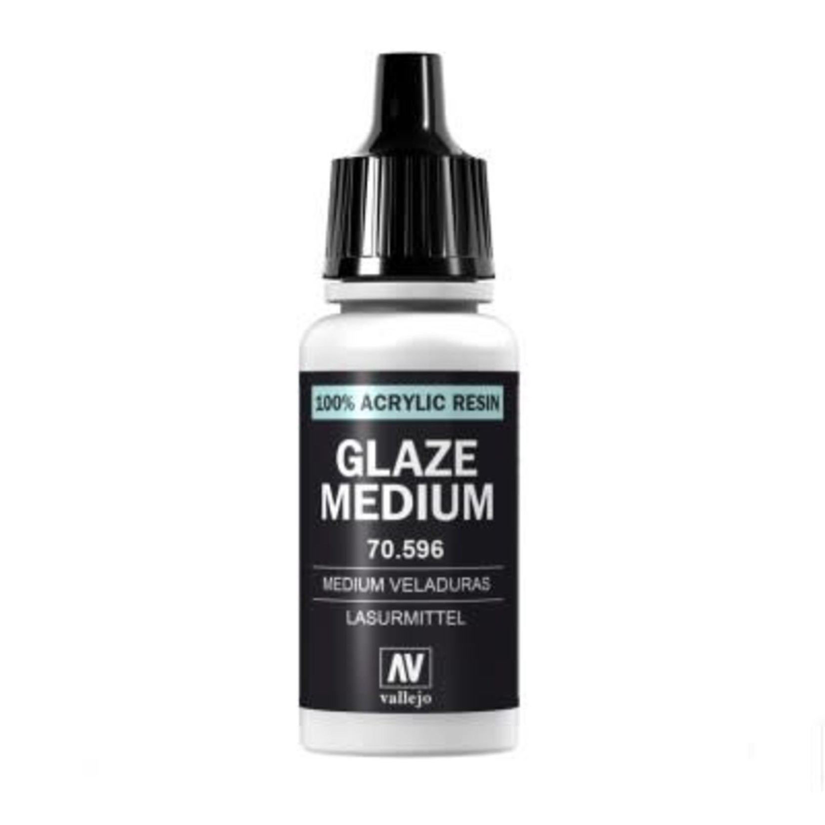 Vallejo Vallejo: Auxiliary: Glaze Medium