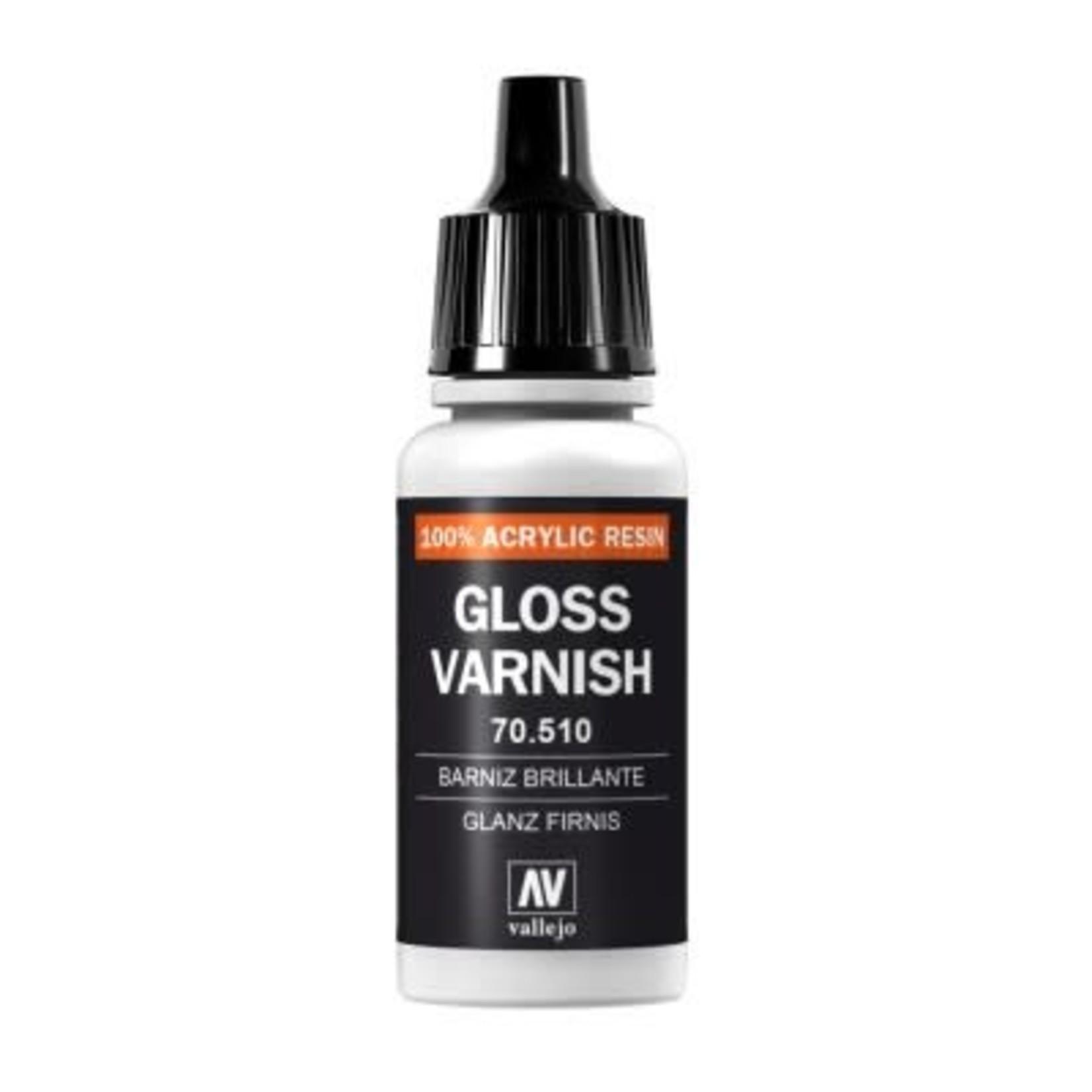 Vallejo Vallejo: Auxiliary: Gloss Varnish