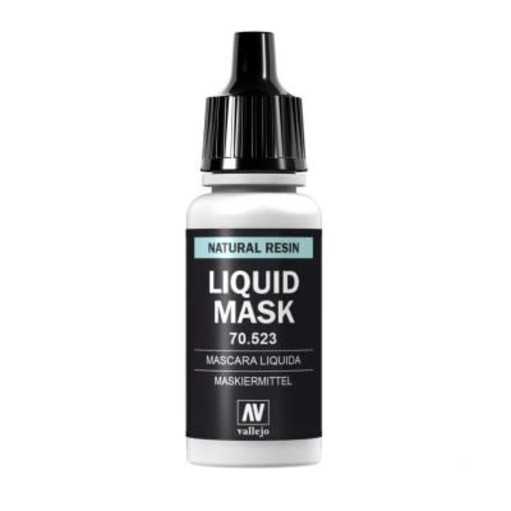 Vallejo Vallejo: Auxiliary: Liquid Mask