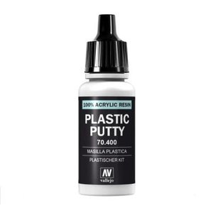 Vallejo Vallejo: Auxiliary: Plastic Putty