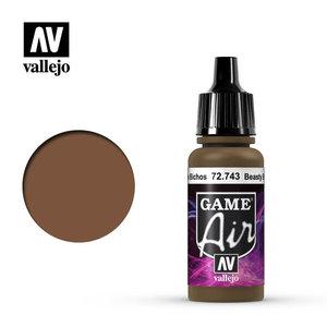 Vallejo Vallejo: Game Air: Beasty Brown