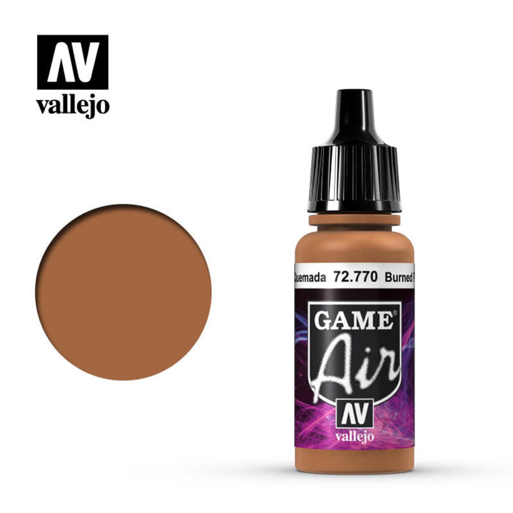 Vallejo Vallejo: Game Air: Burned Flesh