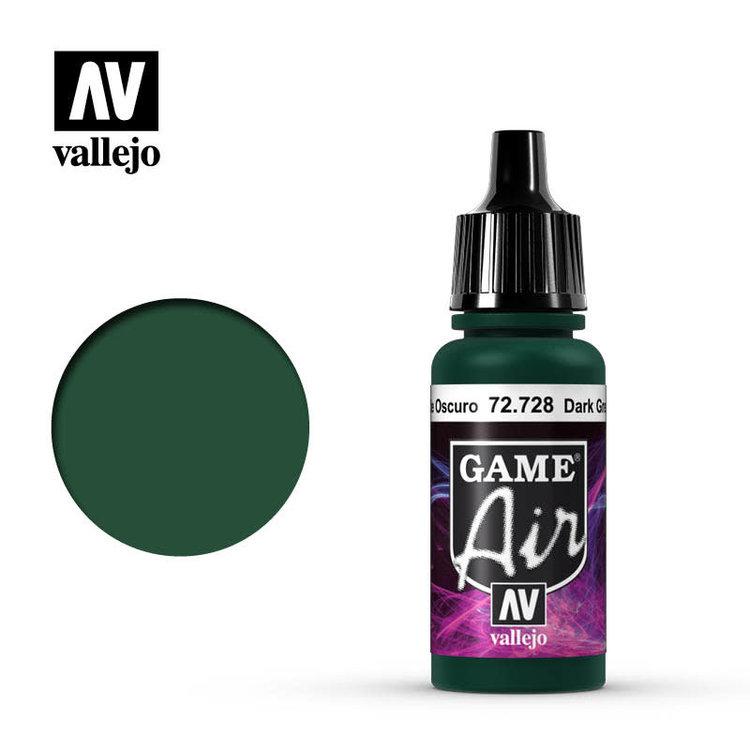 Vallejo Vallejo: Game Air: Dark Green