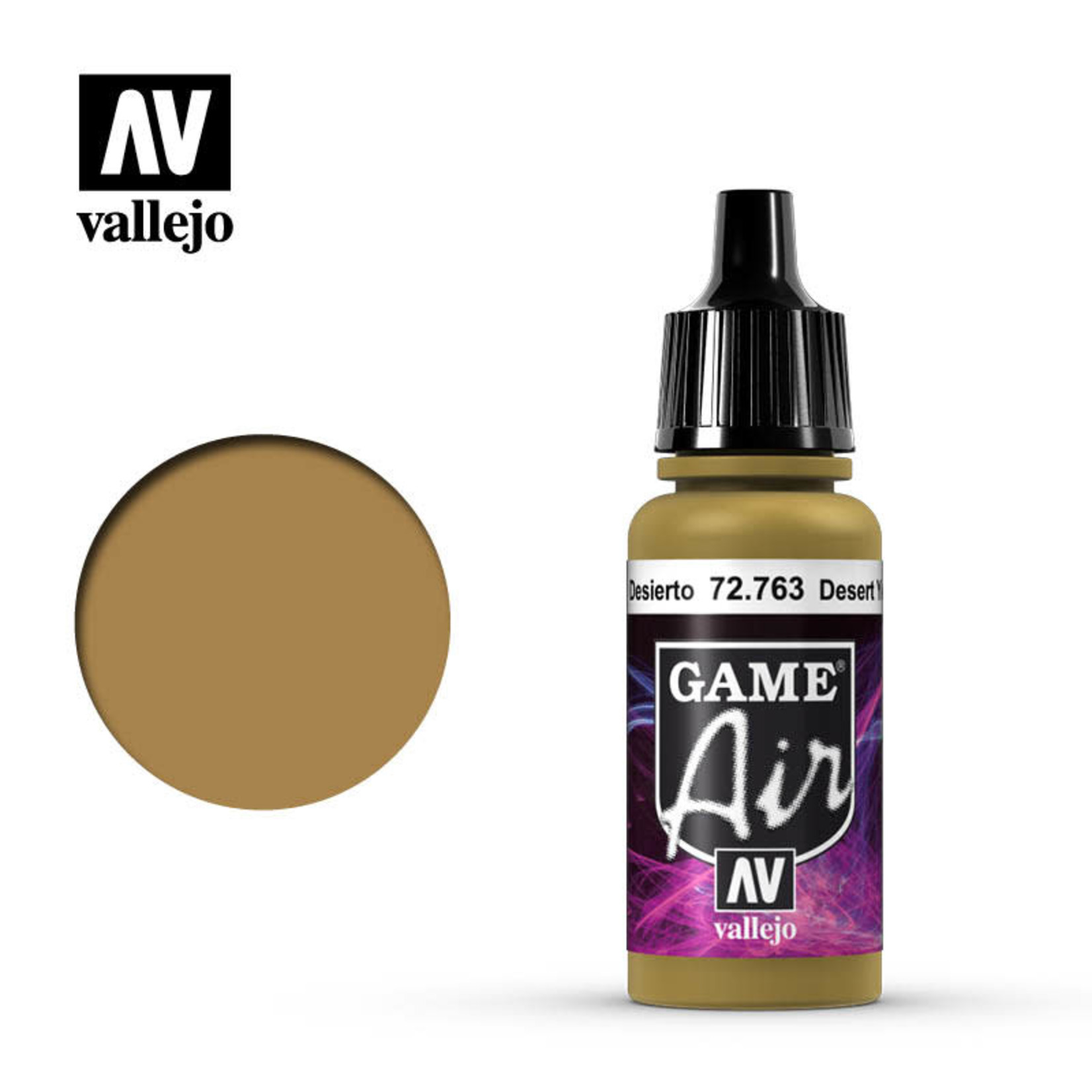 Vallejo Vallejo: Game Air: Desert Yellow