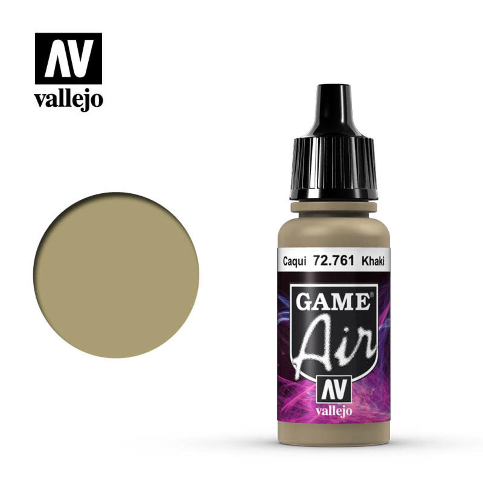 Vallejo Vallejo: Game Air: Khaki
