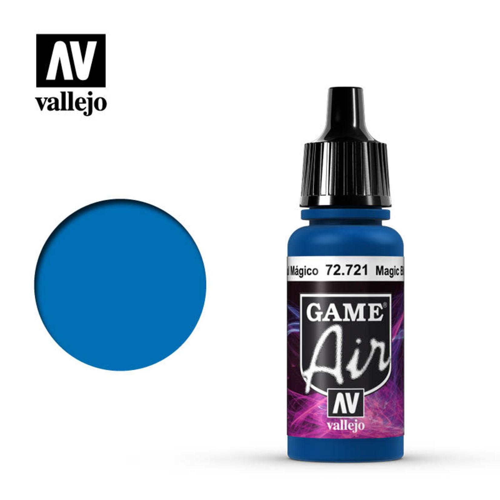 Vallejo Vallejo: Game Air: Magic Blue